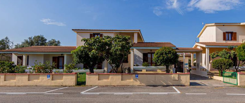 Centro Residenziale Le Canne case vacanza San Teodoro