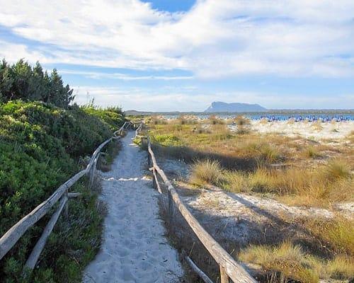 Una giornata a San Teodoro passeggiare nella laguna