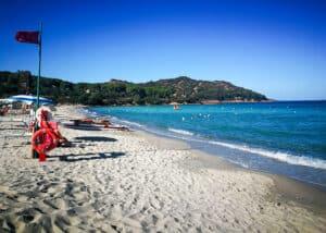 Spiaggia di Porto Taverna