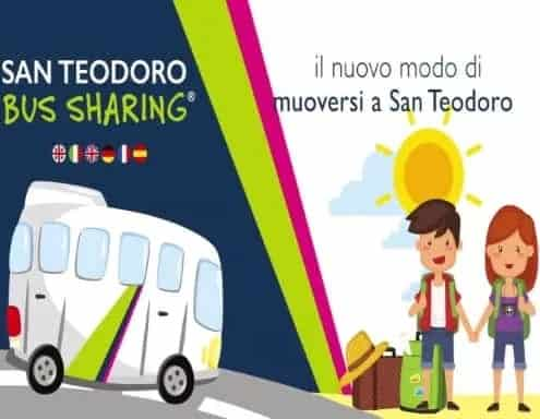 Bus Sharing San Teodoro