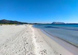 Spiaggia La Cinta A Maggio