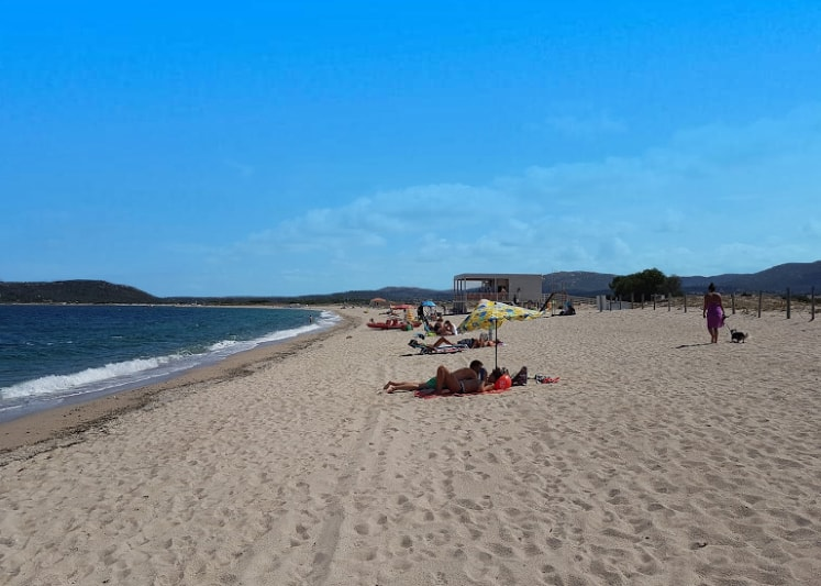 Read more about the article Spiaggia Le Saline