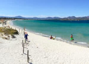 Spiaggia Marina Maria - Murta Maria